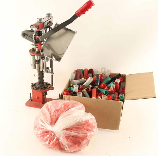 MEC 650 12GA Reloading Press