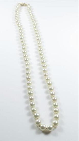 Elegant Strand of Pearls