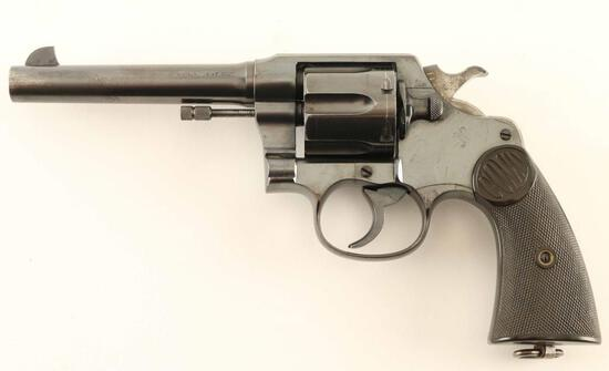 Colt New Service .45 LC SN: 328545