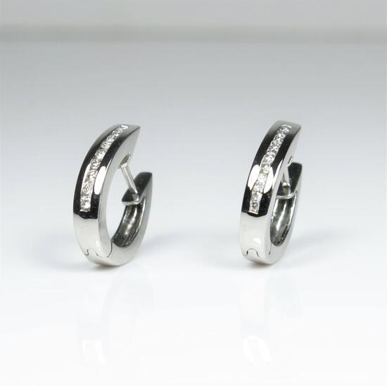 Quality Hoop Earrings