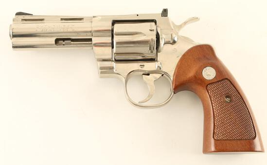 Colt Python .357 Mag SN: E84784