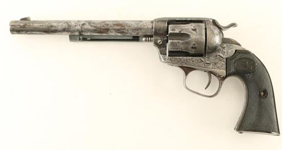 Colt Bisley Model .32-20 Win SN: 260923