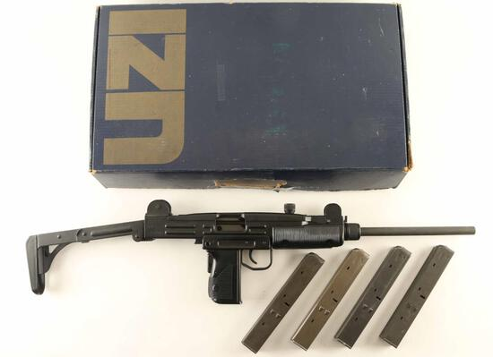 IMI UZI Model A 9mm SN: SA22517