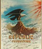 Fine Art Print of Republic Pictures Eagle Logo