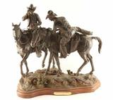 Original Fine Art Bronze by Bill Nebeker