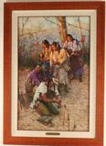 Giclee by Howard Terpning