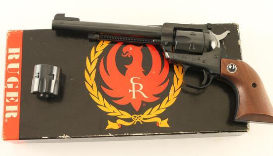 Ruger Single Six 22 LR/Mag SN: 60-09283