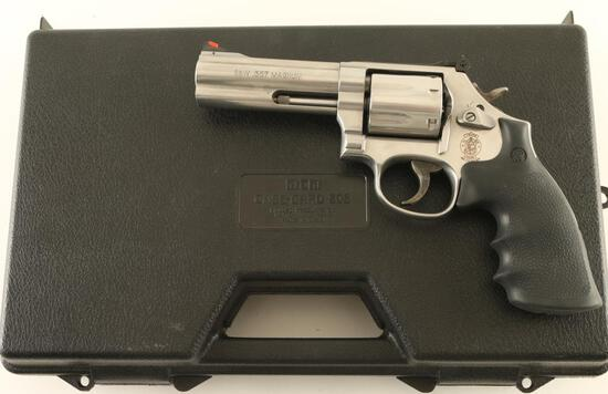 Smith & Wesson 686-6 .357 Mag SN: CJY0054