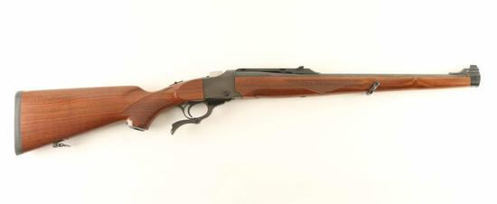 Ruger No. 1 7x57mm SN: 134-28166