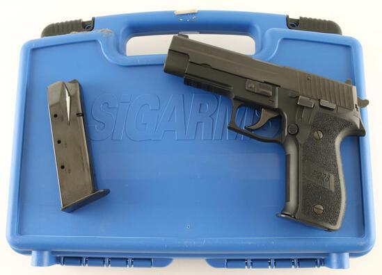 Sig Sauer P226 9mm SN: U736101