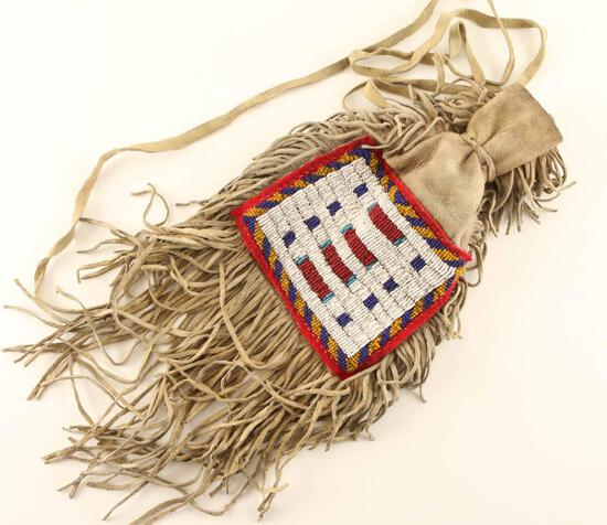 Indian Possibles Bag