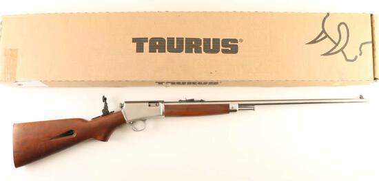 Taurus Model 63 .22 LR SN: XG2424