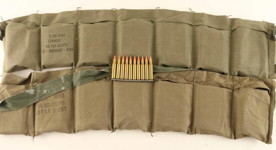 Lot of 5.56 Ammo