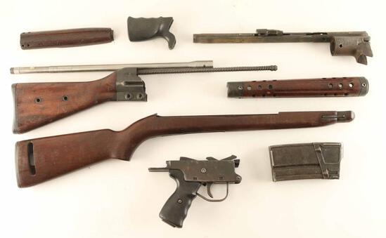 Parts Kit for CETME Rifle + M1 Carbine Stock