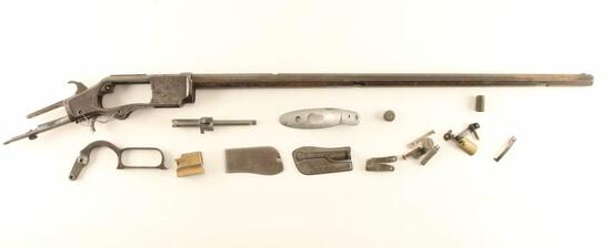 Winchester 1873 Parts Lot