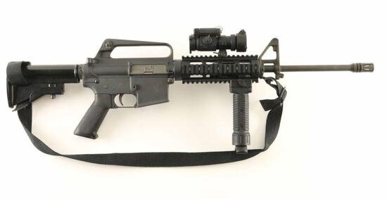 Colt AR-15 SP1 223 SN: SP117747