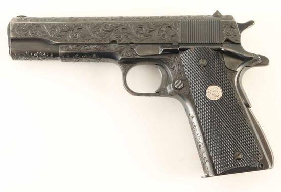 Colt 1911-A1 45acp SN: 258301-C