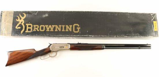 Browning 1886 45-70 SN: 01222PT697