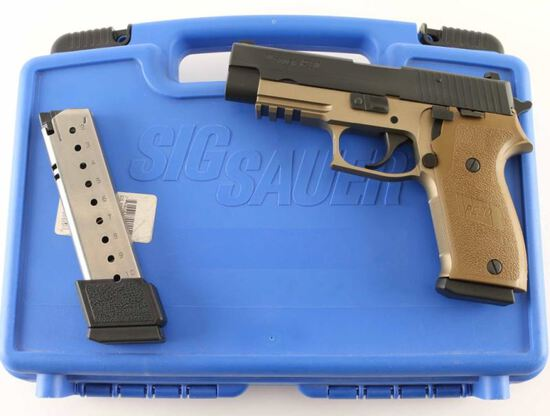 Sig Sauer P220 .45 ACP SN: G408918