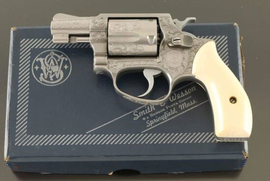 Smith & Wesson Model 60 38SPL SN: R220950