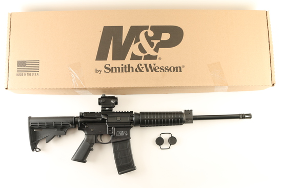 Smith & Wesson M&P-15 Sport II 5.56mm SN: TS54056