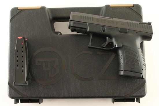 CZ P-10 S 9mm SN: E089860