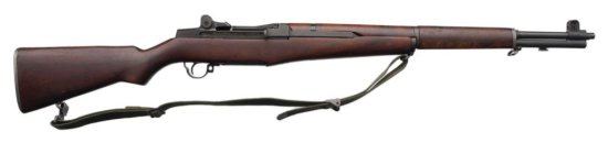H&R M-1 Garand in .30-06 caliber, SN: 4663608. The H&R barrel