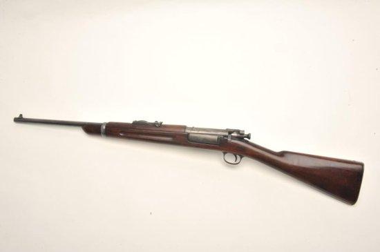Springfield 1898 Krag carbine in .30-40 caliber, S/N 370119 in very