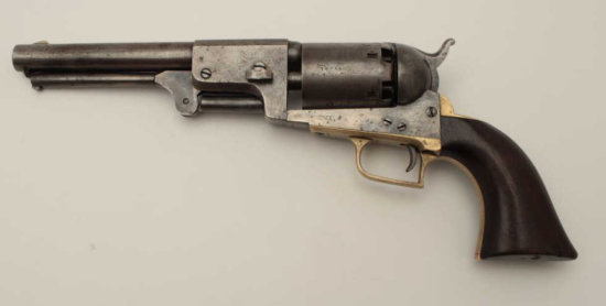 Colt 2nd Model Dragoon with rare New Hampshire marking on the