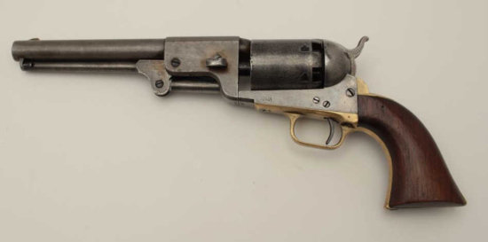 "Colt 3rd Model Dragoon with rare and desirable 8"" barrel, S/N"