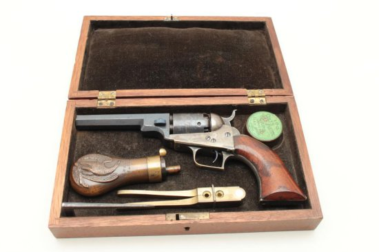 "Colt Model 1848 ""Baby Dragoon"" in fine original condition in"