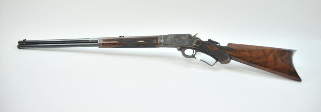 Marlin Model 1894 Factory Engraved and special ordered deluxe rifle