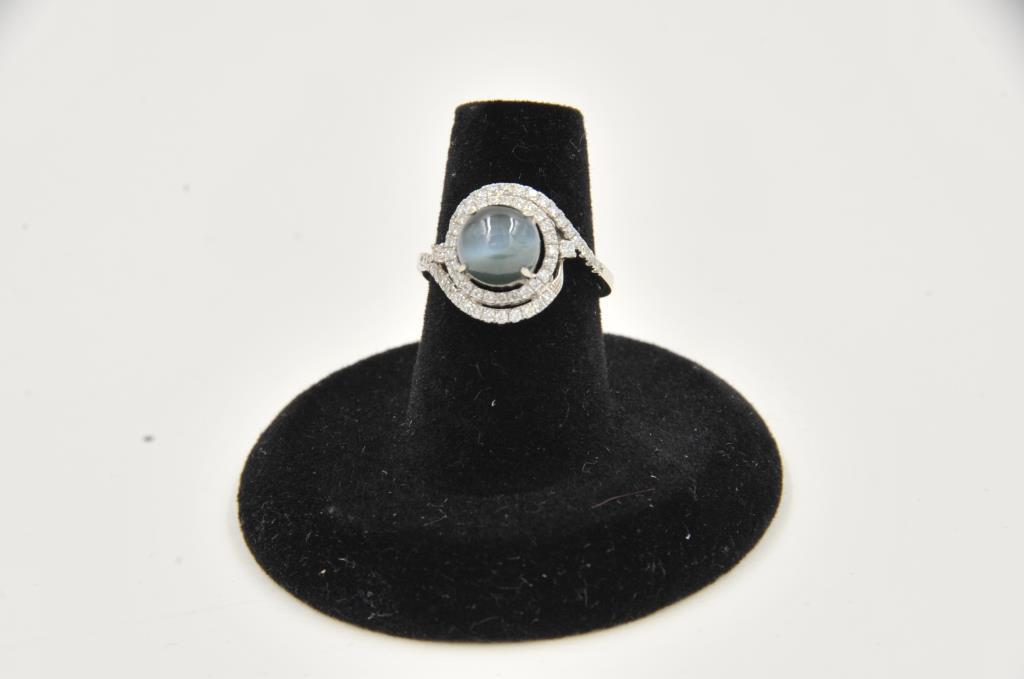 18RPS-40 CATS EYE RING