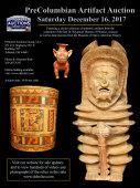 PreColumbian Artifact Auction - Premiere