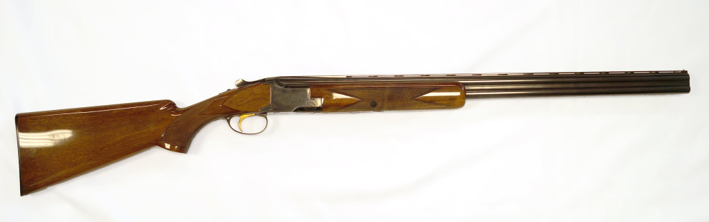 "Browning Superposed Shotgun, 20 Gauge / 26.5"" with original box."