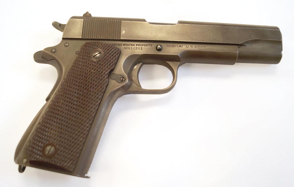Colt 1911 .45 ACP M1911 A.I. - US ARMY