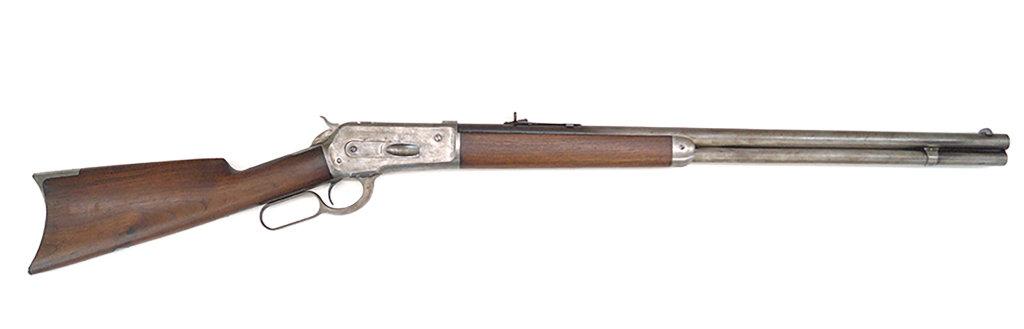 "Winchester Model 1886 - 38/56.  ""1888"""