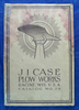 J.I. Case Plow Works, Racine, Wis. USA, Catalog No. 29; 187 pages