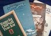Set of 4 Oilpull Catalogs *See full description.