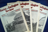 Tractor and Gas Engine Review set of 2; Vol 17 No 8 August 1924 and Vol 17 No 10 October 1924