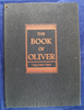"The Book of Oliver Volume Two, ""October 24, 1935"" written inside, 322 pages, black cover"