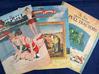 Set of 4 OilPull magazines *See full description.