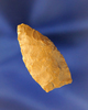 """1 9/16"""" Paleo Midland made from beautiful material. Found by Lewis Brunke in Colorado"""