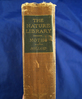 """Hardbound book: """"The Nature Library vol. 7 Moths"""" Doubleday, Page & Company 1905."""