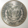 1904-O Morgan Silver Dollar Certified MS 62 by NGC