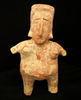 "9 1/4"" Tall Nayarit Female Figure   Western Mexico. Ex. Nick Miller.  Bennett COA."