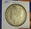 1887 Morgan Silver Dollar XF