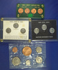2 P,D,S 1943 Steel Cent Sets 1960 4 Variety Cent Set in Holders and 1974-D Souvenir Set