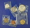 1960 Proof Set in Cellophane and 1968-S Nickel