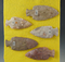 Set of 5 Tablerock/Bottleneck Points found in Ohio in nice condition, largest is 2 1/2